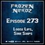 Artwork for Episode 273 - Loose Lips, Sink Ships