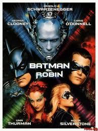The Marvel Vs DC movie mash-up- 'Batman & Robin'