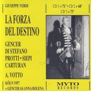 La Forza Del Destino from 1957
