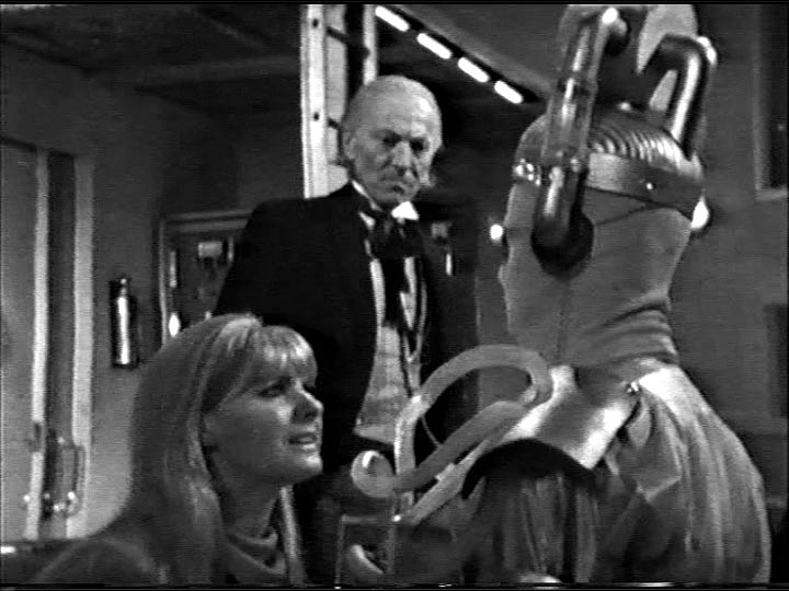 39: The Tenth Planet, or, It's far from being all over...