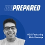 Artwork for 028 - Unprepared: How to Use Facebook Messenger For Brands with Nick Romaya