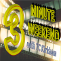 Artwork for Three Minute Weekend with TC Kirkham  April 3 2015
