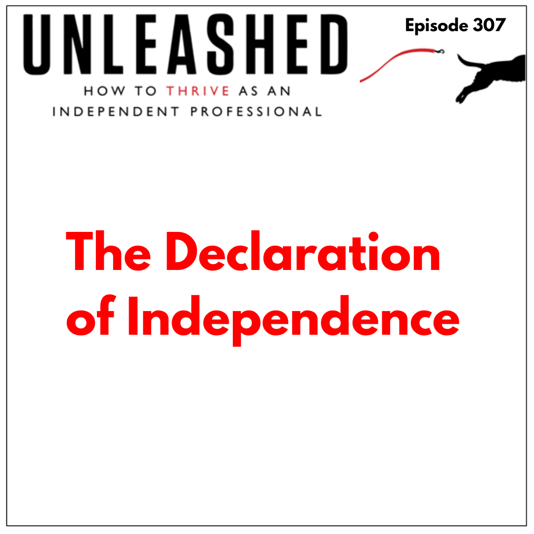 Artwork for 307. The Declaration of Independence