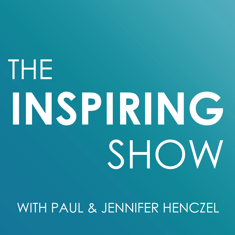 The Inspiring Show show art