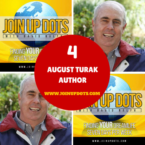 August Turak: Author Shares Entrepreneurial Business Career Advice From Monks