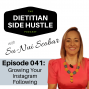 Artwork for DSH 041: Growing Your Instagram Following