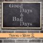 Artwork for Good Days and Bad Days Sleep Meditation