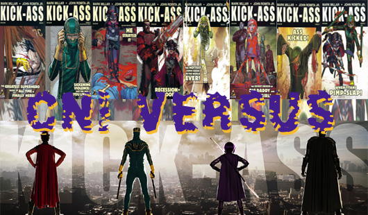 Episode 256 - CNI Versus: Kick Ass!