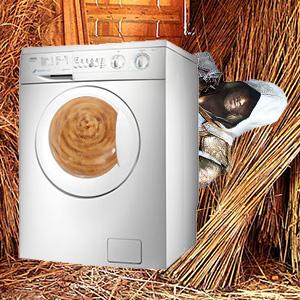 Episode 043 - Wheat Washing Machine