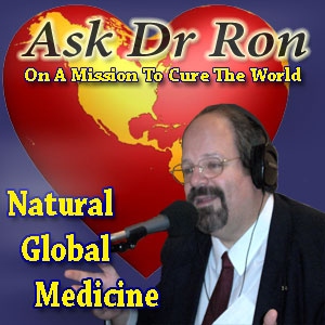 Ron Garner with Dr. Ron Cherubino -- Healthy Conversations with Dr. Ron