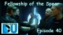 Artwork for The Earth Station DCU Episode 40 – Fellowship of the Spear