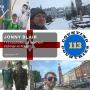 Artwork for Jonny Blair - 113 countries ... a Northern Irishman in Poland