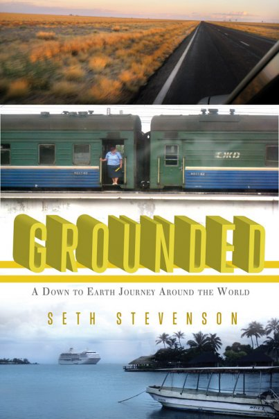 Part 1 of Interview with Seth Stevenston, Author of Grounded - Travel in 10 Podcast