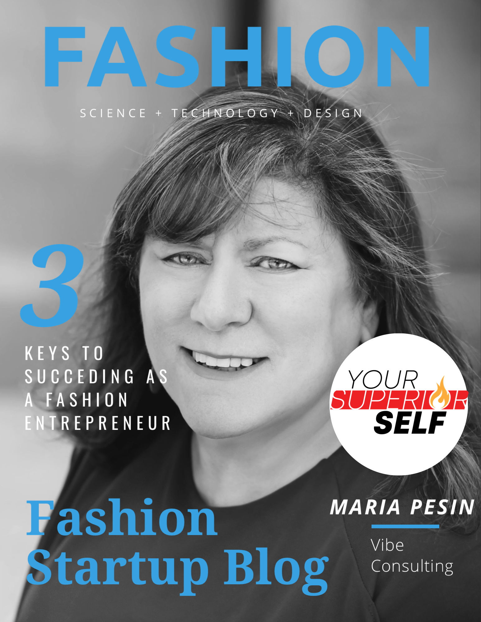 Artwork for From Below the Bottom- Maria Pesin Fashion Consultant