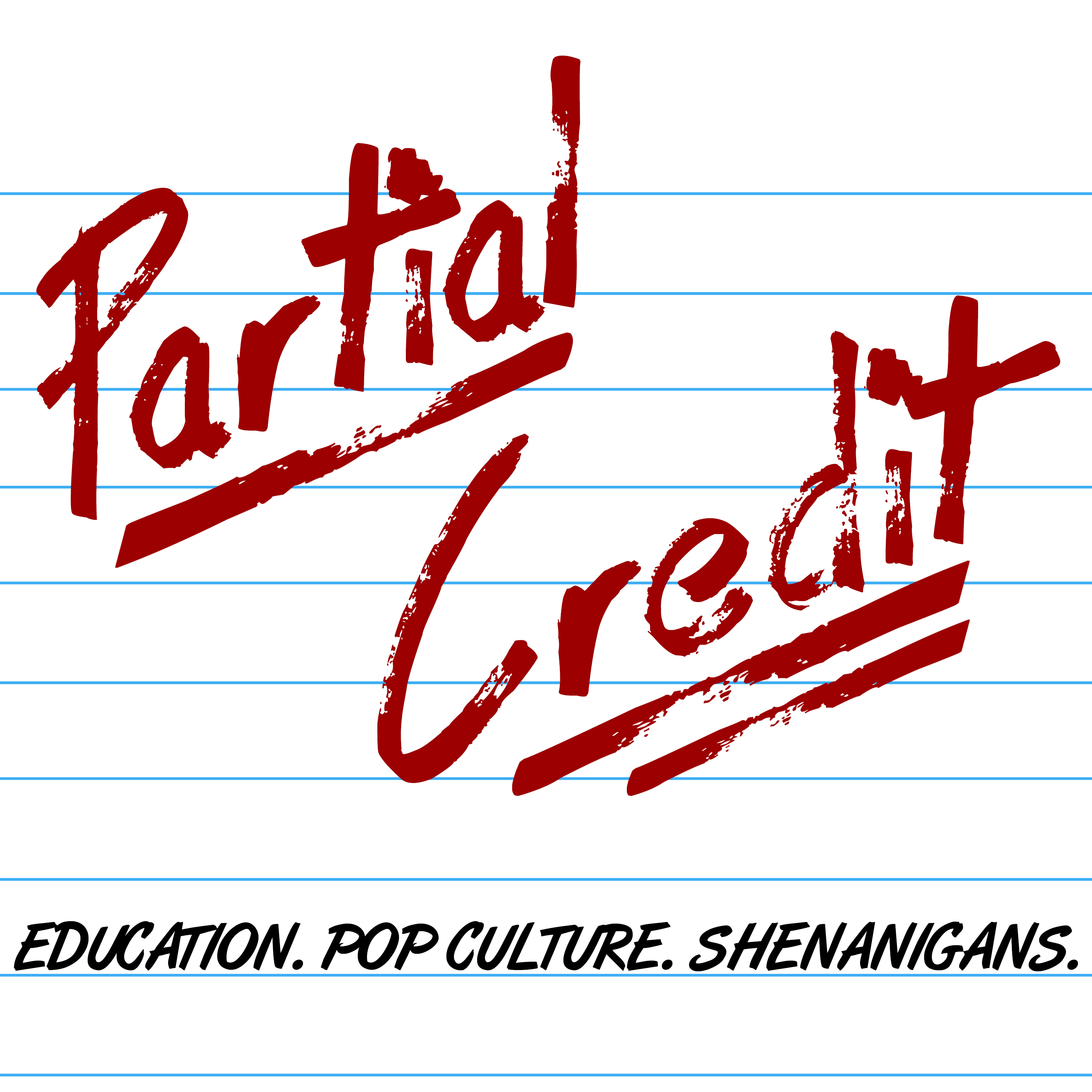 The Partial Credit Podcast show art