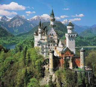 Programa 44 - Castelo Real de Neuschwanstein