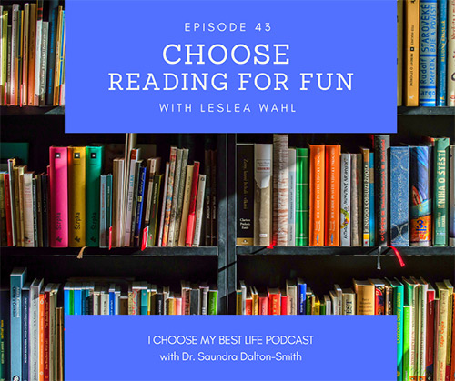 Choose Reading For Fun