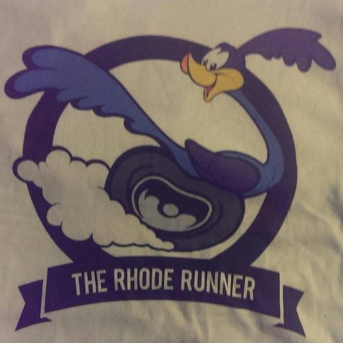 Journey of the Rhode Runner show art