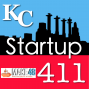 Artwork for KC Startup 411 Ep 9 - Sean Murphy the CEO of Inventors Center of Kansas City which is hosting the first make48 event