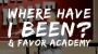 Artwork for Where Have I Been & Favor Academy
