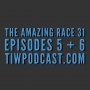 Artwork for The Amazing Race 31 Episodes 5 and 6 Review