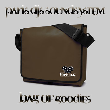 Paris DJs Soundsystem - Bag of Goodies Vol.4