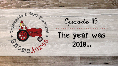 Artwork for Ep 115: The year was 2018...