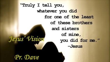 Jesus' Vision