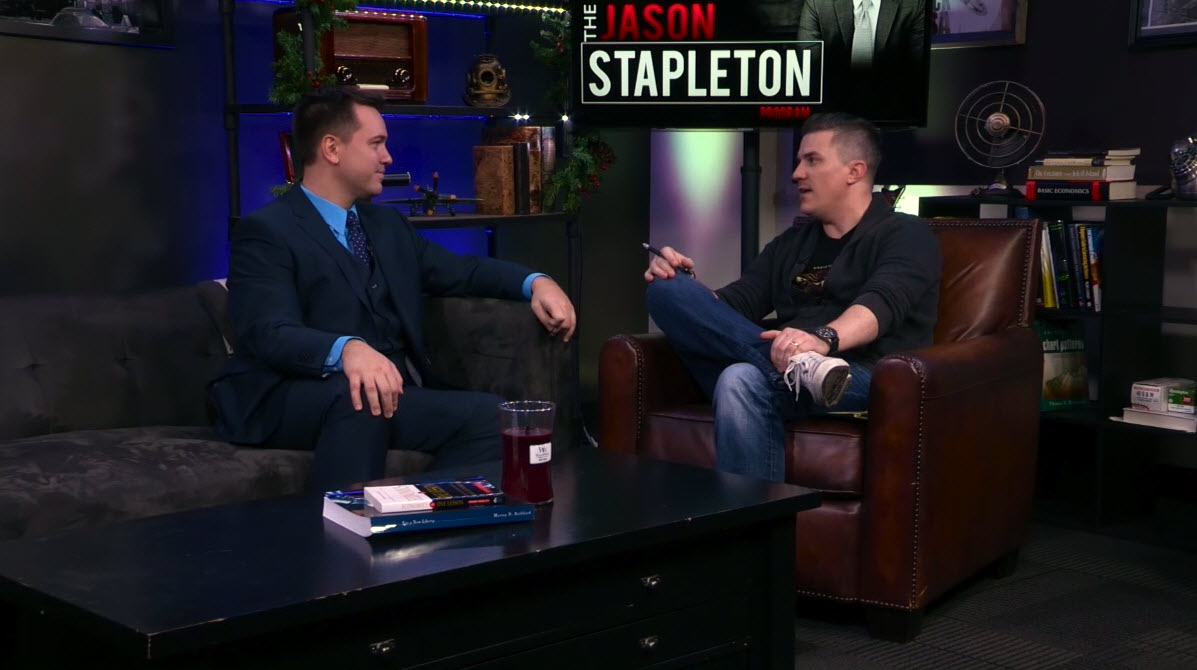 Presidential Hopeful Austin Petersen Joins Me to Discuss the Politics of Liberty