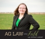 Artwork for Episode #1 - Welcome to Ag Law in the Field