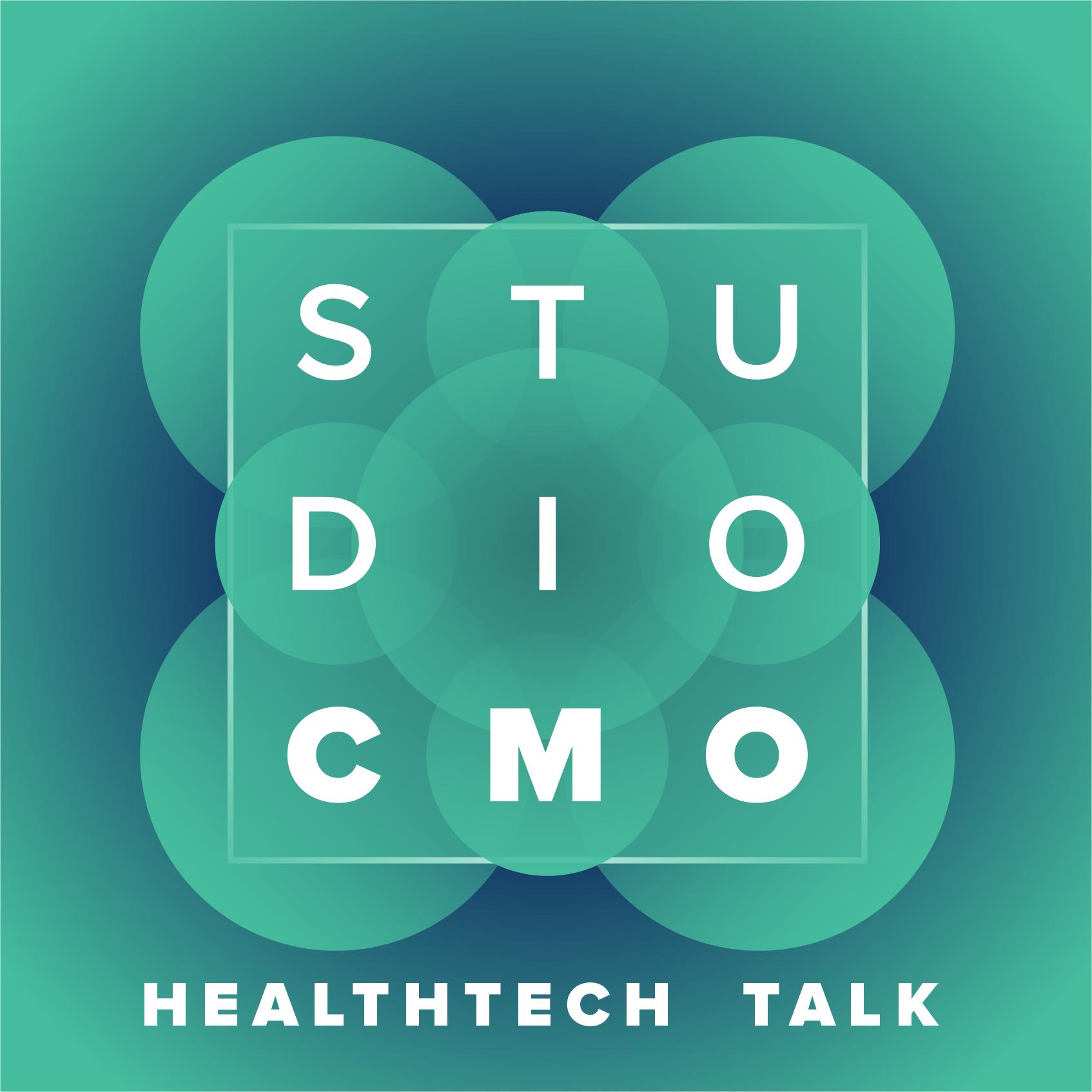 Studio CMO: Marketing HealthTech show art
