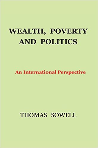 Artwork for Show 1380 Audiobook. Thomas Sowell's new book Wealth, Poverty, and Politics- An International Perspective.