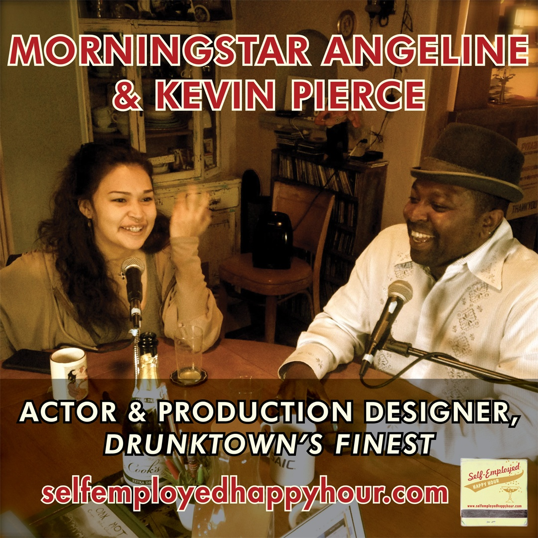 MorningStar Angeline & Kevin Pierce of Drunktown's Finest