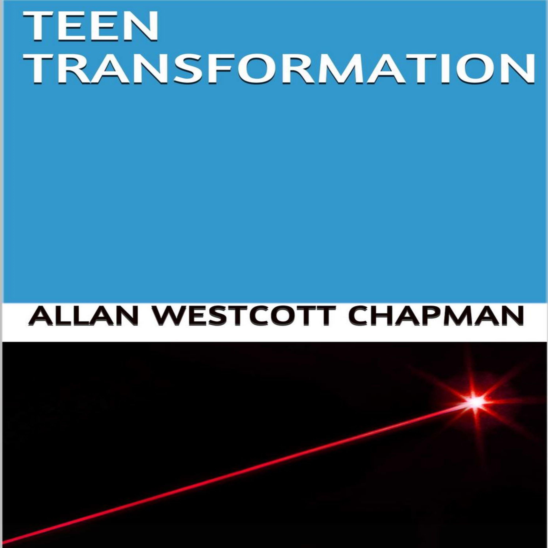TEEN TRANSFORMATION show art