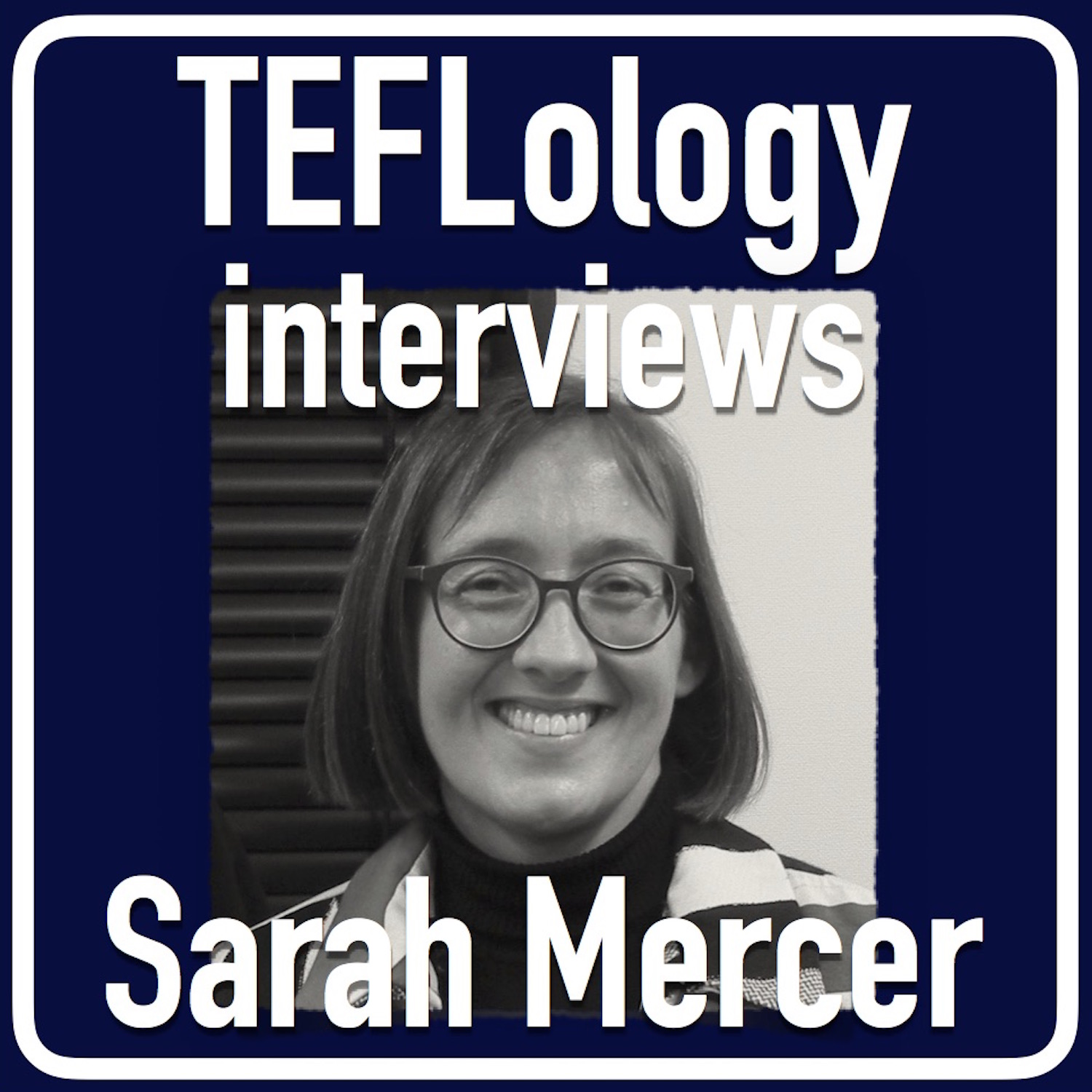 TEFL Interviews 25: Sarah Mercer (Live at JALT 2016)