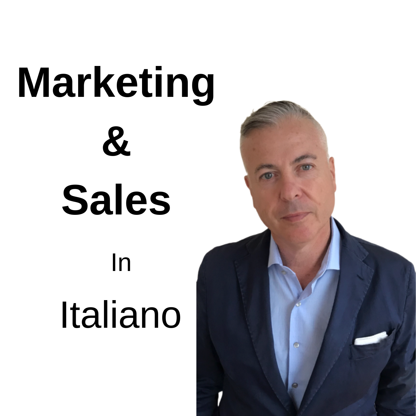 Marketing and Sales in Italiano con Robert Julian Smith show art