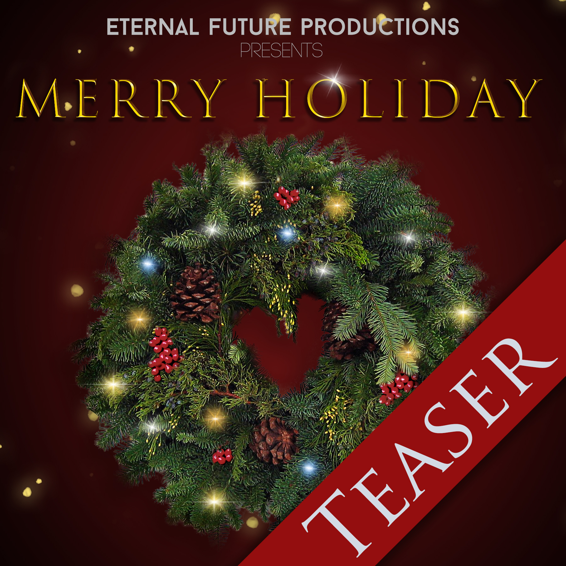 Merry Holiday Teaser