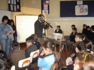 251 ChilePodcast  - VideoCast Escuela Callejones 01