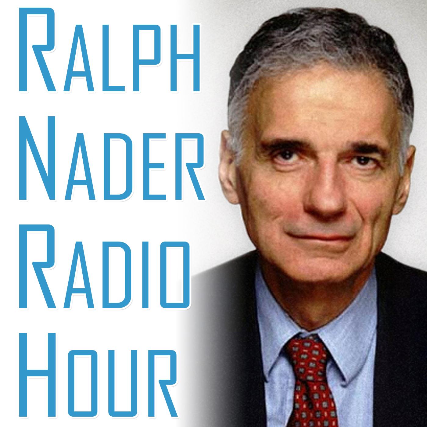 Ralph Nader Radio Hour show art