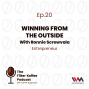 Artwork for Ep. 20: Winning From The Outside with Ronnie Screwvala