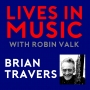 Artwork for Brian Travers of UB40. Don't stop him now.