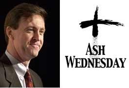 Catholic Moments #91 - Ash Wednesday and Chris Lowney