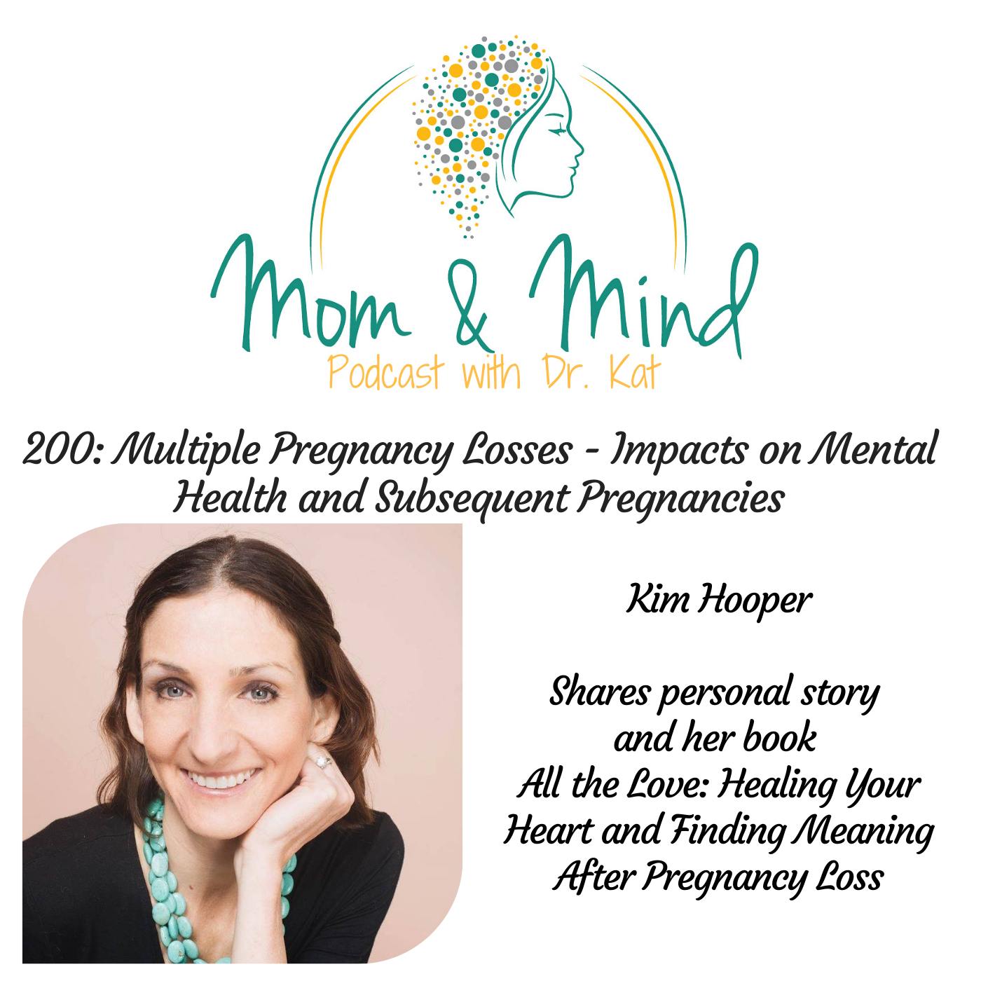 200: Multiple Pregnancy Losses - Impacts on Mental Health and Subsequent Pregnancies