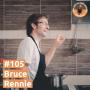 Artwork for #105 - Bruce Rennie