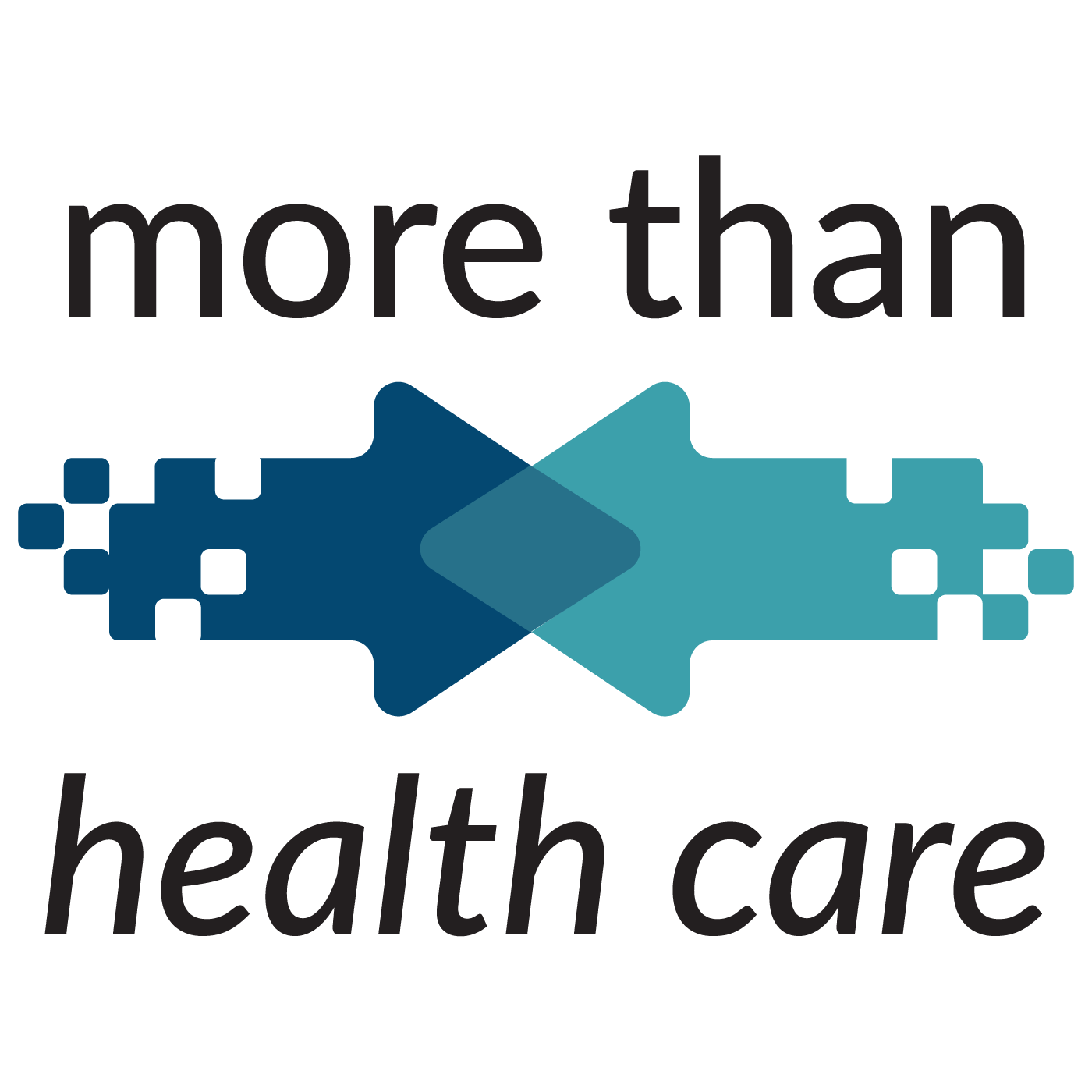 More Than Health Care: Nonprofits and Health Care Working Together show art