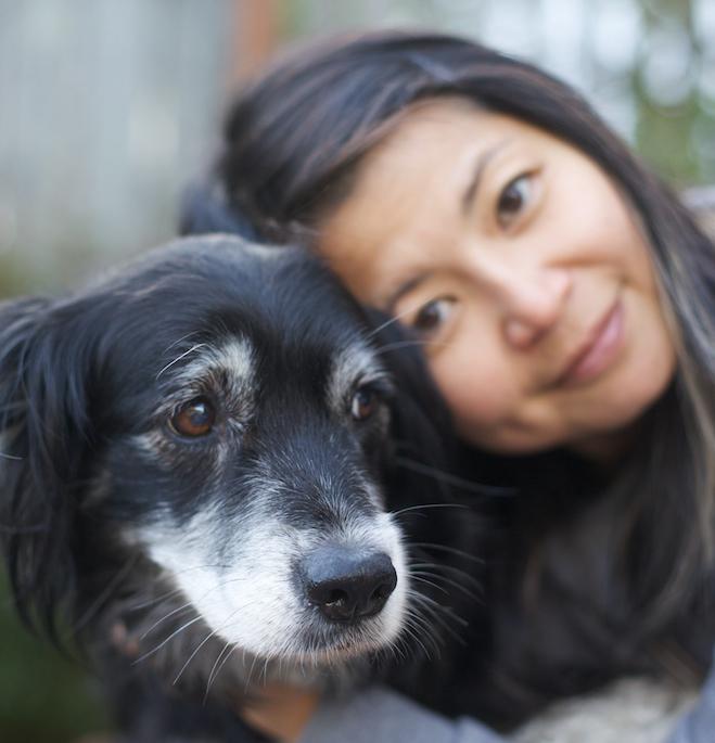 Artwork for 90: Marie Macaspac, Muttville Senior Dog Rescue