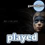 Artwork for GameBurst Played - Hellblade: Senua's Sacrifice