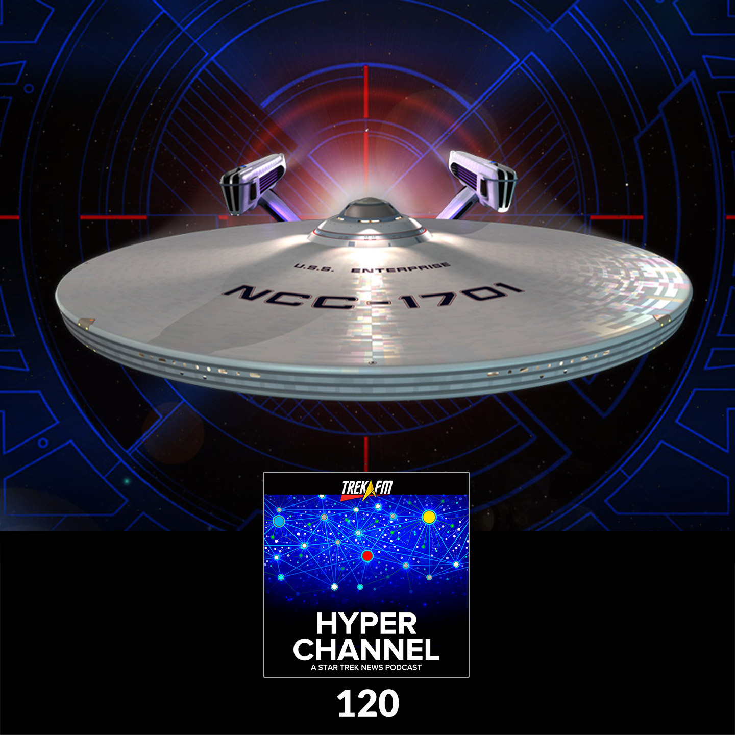 Hyperchannel 120: Project Enterprise