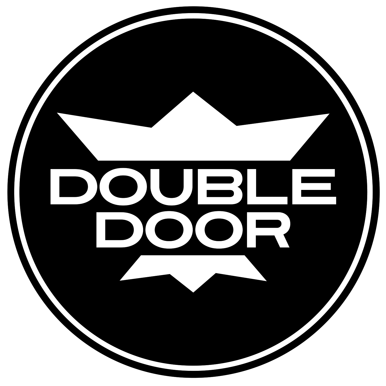 The Double Door Podcast show art