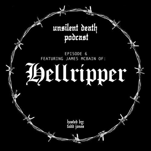 Episode 6 - Featuring James McBain of Hellripper